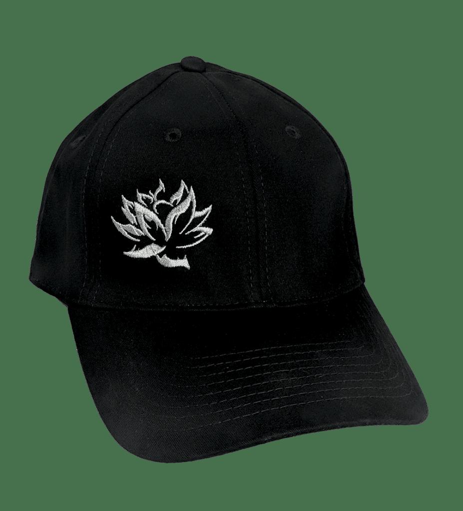 25 30 Anniversary Cap: 25th Anniversary Lotus Hat
