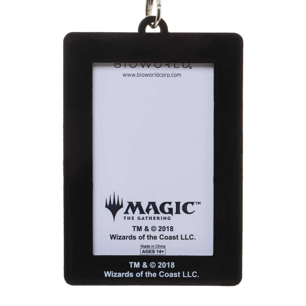 Magic The Gathering MTG Card Game ID Badge Holder Keychain Lanyard