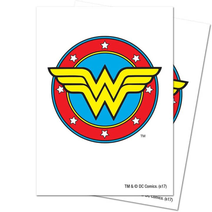 UP Justice League Wonder Woman Sleeves