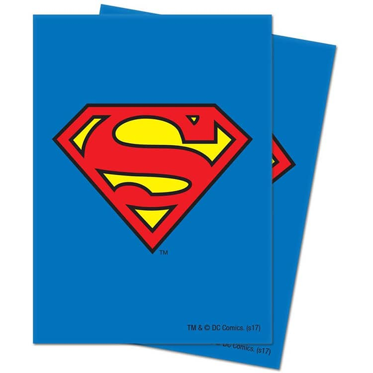 UP Justice League Superman sleeves