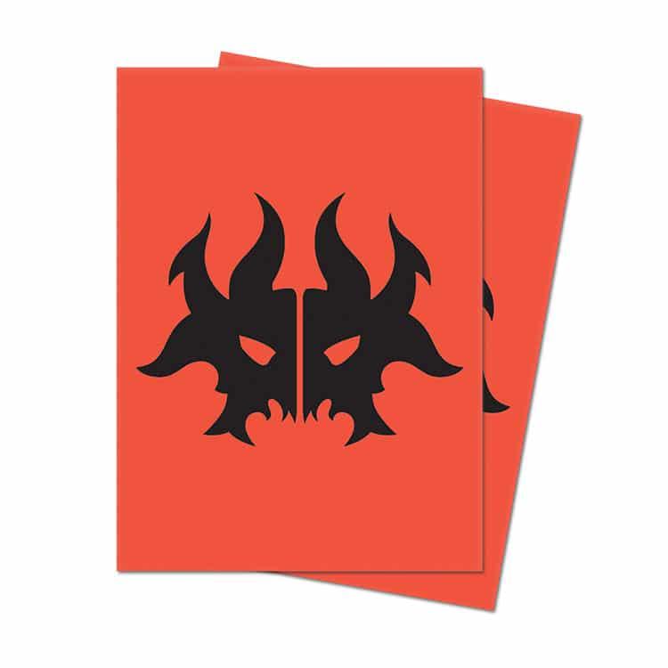 UP Guilds Sleeve - Rakdos